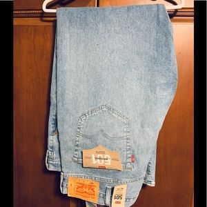 Levi's Jeans 501 Mens Button Fly